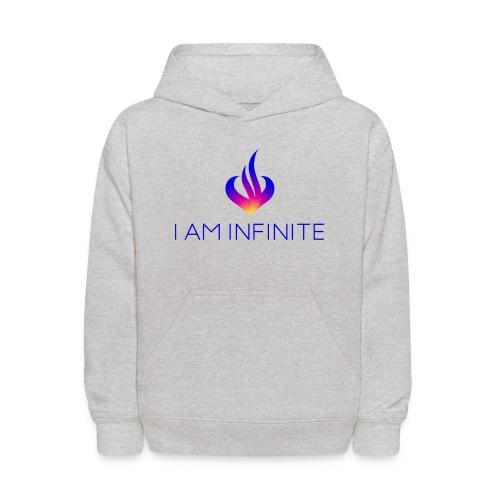 I Am Infinite - Kids' Hoodie