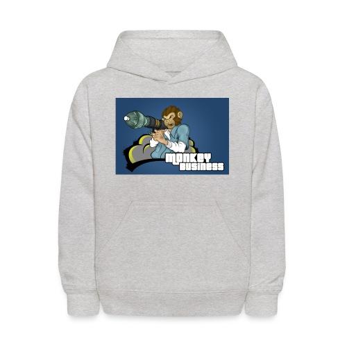 MonkeyBuisness - Kids' Hoodie