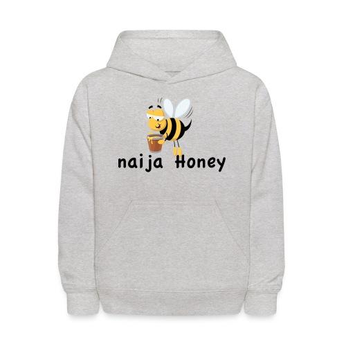 naija honey... - Kids' Hoodie