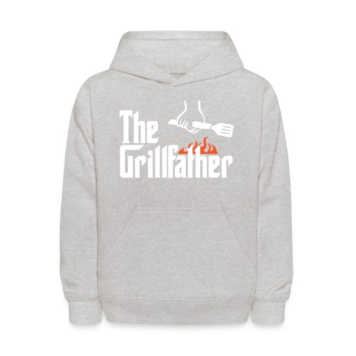 The Grillfather - Kids' Hoodie