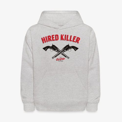Hired Killer - Kids' Hoodie