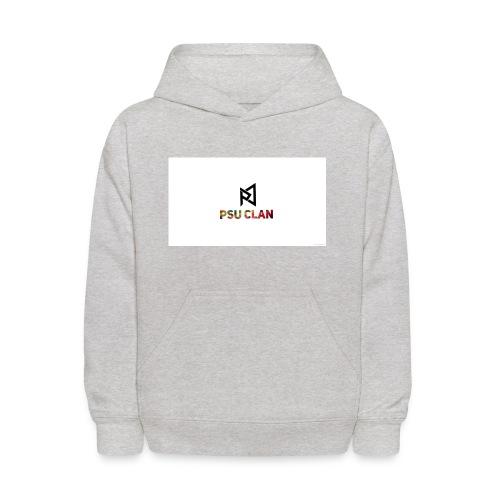 New psu logo - Kids' Hoodie