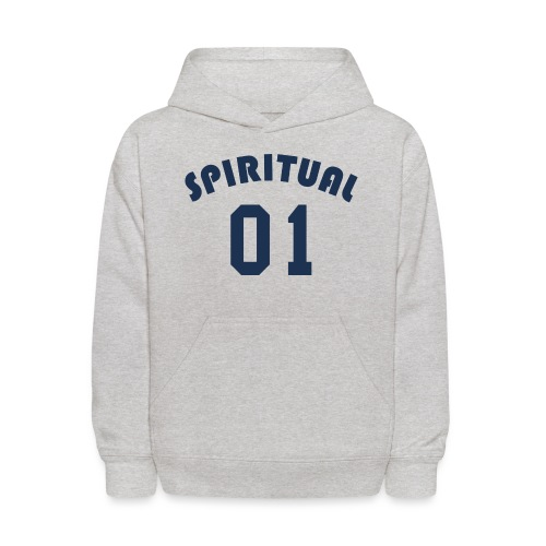 Spiritual One - Kids' Hoodie