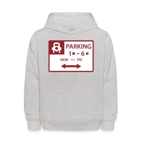 Free Parking - Kids' Hoodie