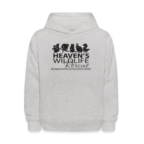 Heaven's Wildlife Rescue - Kids' Hoodie