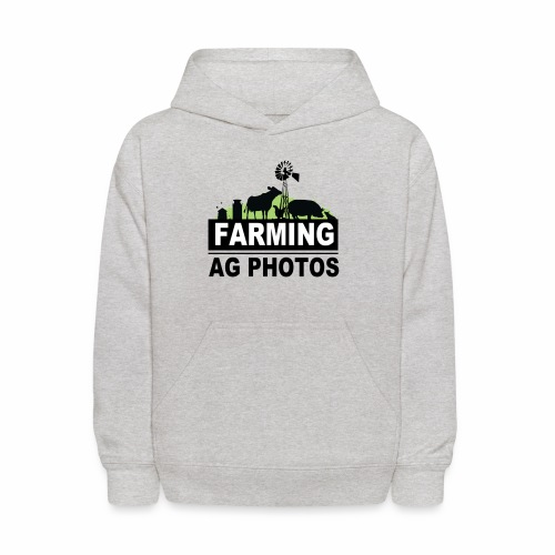 Farming Ag Photos - Kids' Hoodie