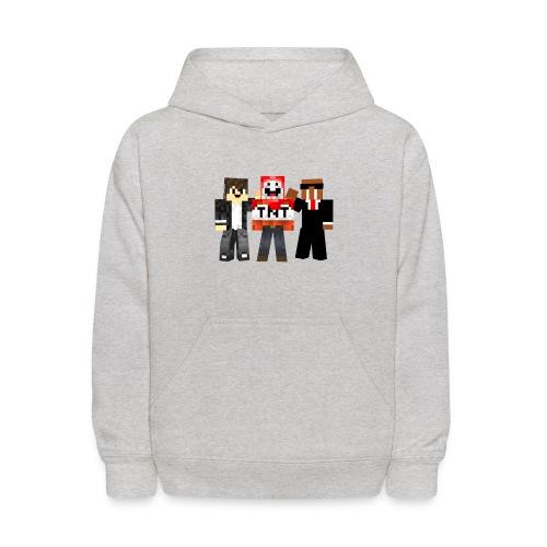 3 Amigos - Kids' Hoodie