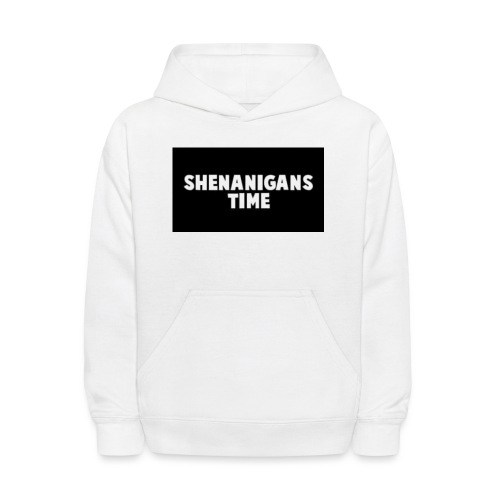 SHENANIGANS TIME MERCH - Kids' Hoodie