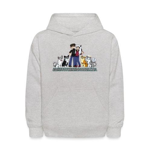 Snow Dogs - Kids' Hoodie