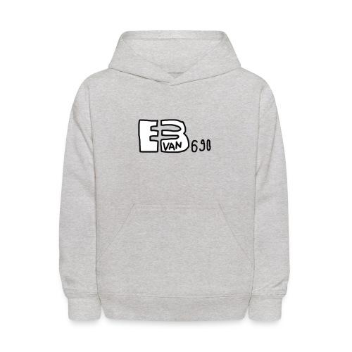Evan3690 Logo - Kids' Hoodie
