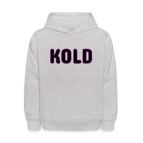 KOLD - Kids' Hoodie
