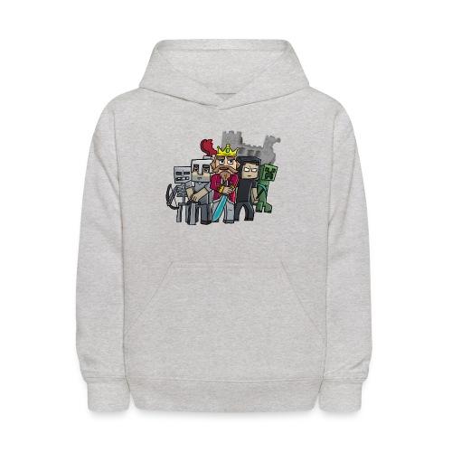 fallenkingdomshirt4 castle kidshoodie - Kids' Hoodie