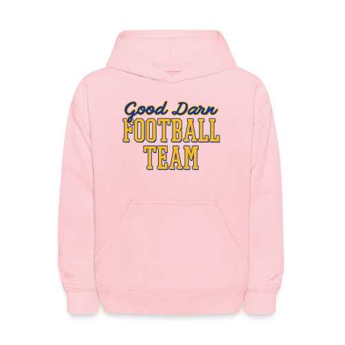 Good Darn Football Team - Kids' Hoodie