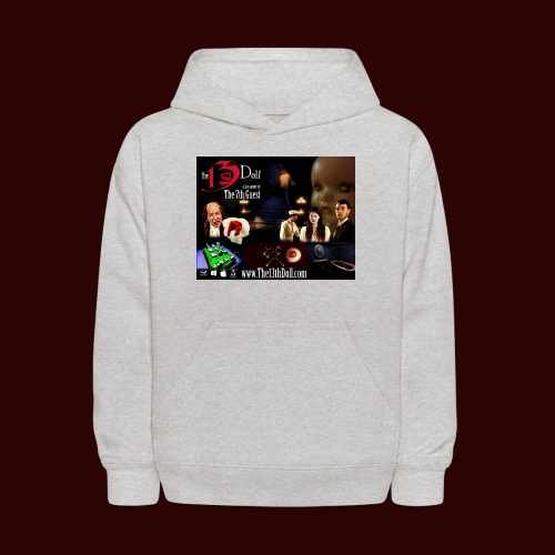 The 13th Doll Cast and Puzzles - Kids' Hoodie