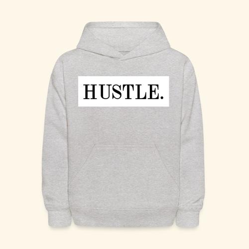 Hustle - Kids' Hoodie
