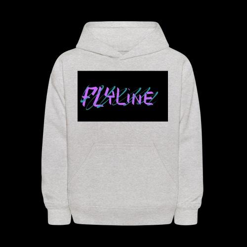 Flyline fun style - Kids' Hoodie