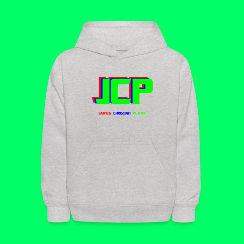 James Christian Plays! Original Set - Kids' Hoodie