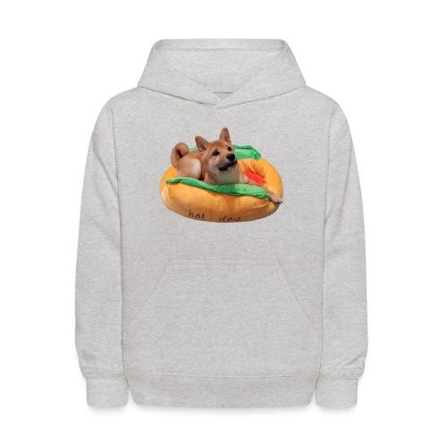 hot doge - Kids' Hoodie