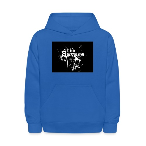 the savage - Kids' Hoodie