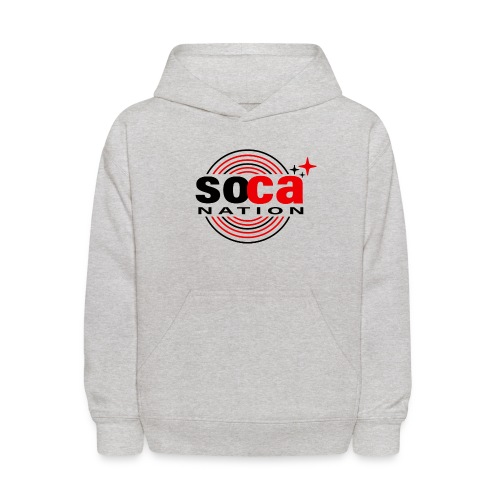 Soca Junction - Kids' Hoodie