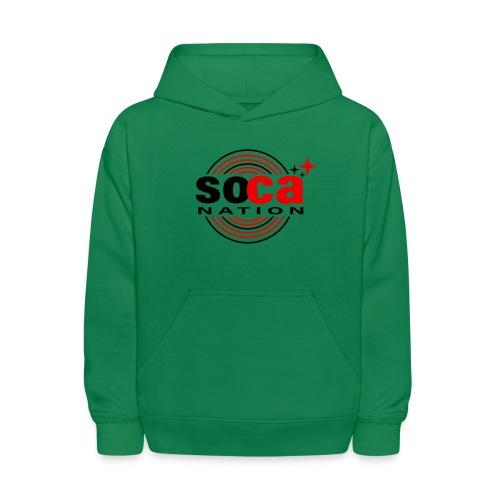 Soca Junction - Kids' Hoodie
