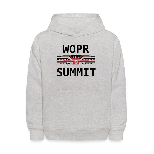 WOPR Summit 0x0 RB - Kids' Hoodie