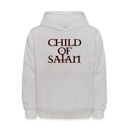 Child Of Satan - Kids' Hoodie