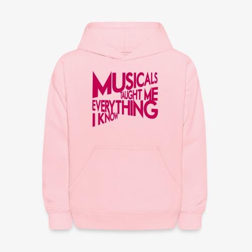 MTMEIK Pink Logo - Kids' Hoodie
