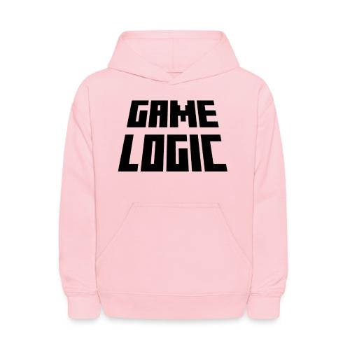 Game Logic Logo - Kids' Hoodie