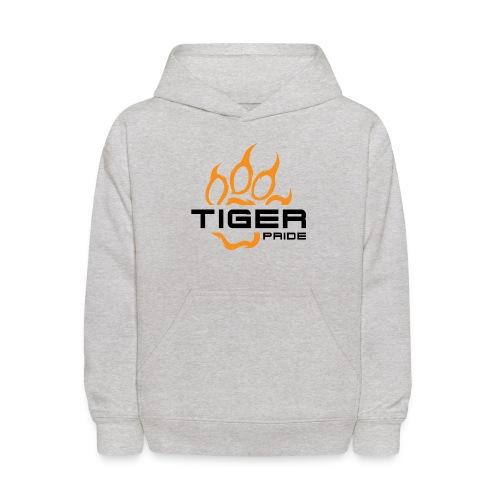 IV Tiger Pride on White - Kids' Hoodie