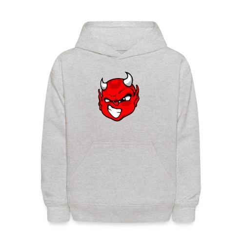 Rebelleart devil - Kids' Hoodie