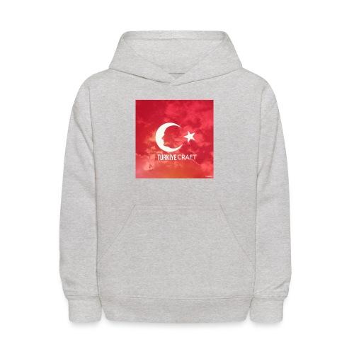 TurkiyeCraft - Kids' Hoodie