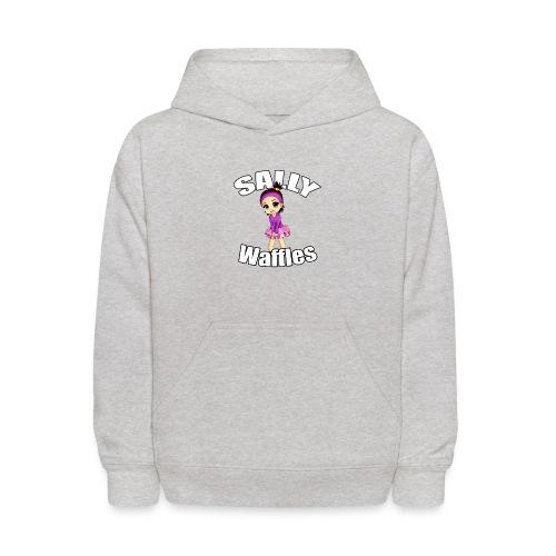 Sally Waffles - Kids' Hoodie