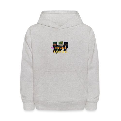 TeamToxic Merch Design 1 - Kids' Hoodie