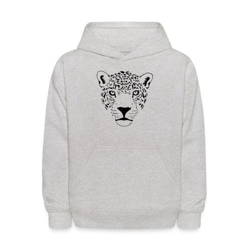 jaguar cougar cat puma panther leopard cheetah - Kids' Hoodie