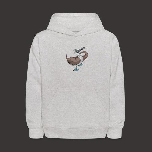 Boobie Bird Mating dance - Kids' Hoodie