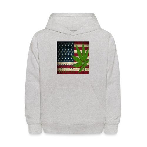 Political humor - Kids' Hoodie