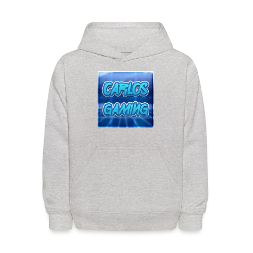 Carlos Gaming merchandise - Kids' Hoodie