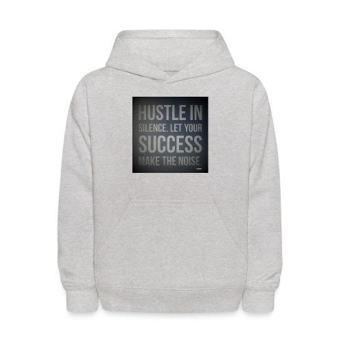 HUSTLE2 - Kids' Hoodie