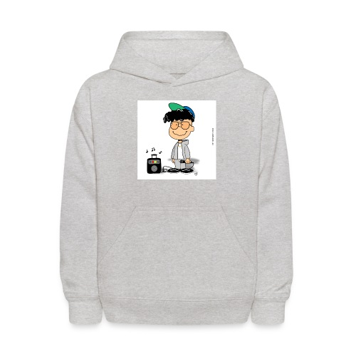 Peanuts Gang (MADE Clothing Collaboration) - Kids' Hoodie