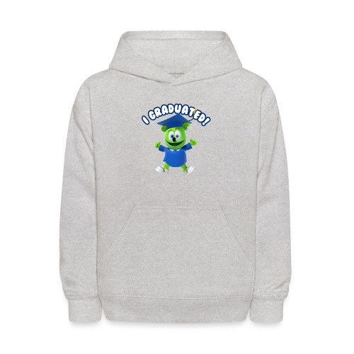I Graduated! Gummibar (The Gummy Bear) - Kids' Hoodie
