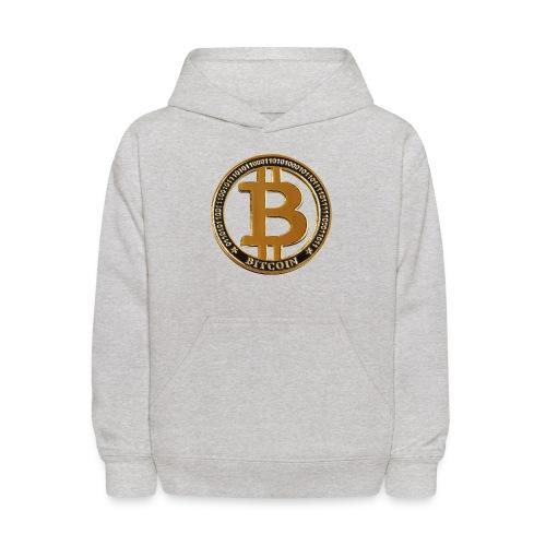 Bitcoin - Kids' Hoodie