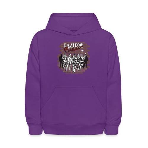 East Row Rabble - Kids' Hoodie