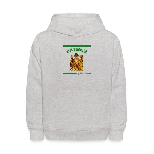 CANCER GREEN - Kids' Hoodie