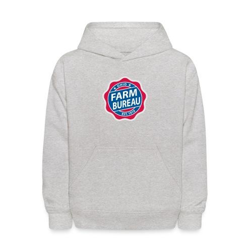 Color Logo - Kids' Hoodie