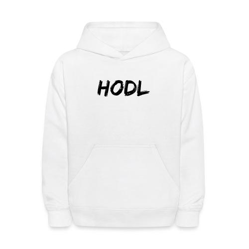 HODL - Kids' Hoodie