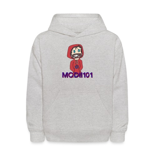 MODII FACE FINAL - Kids' Hoodie