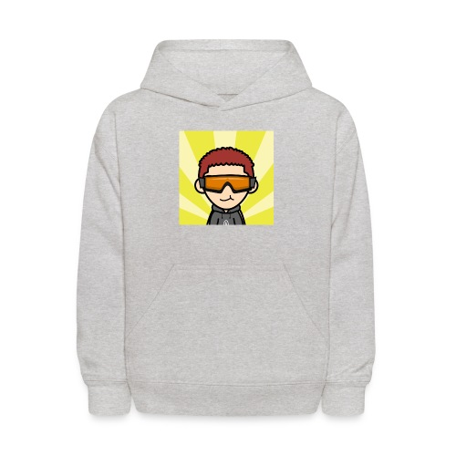 Cartoon Beverly Avatar - Kids' Hoodie