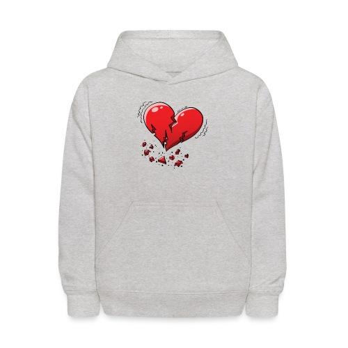 Heartquake - Kids' Hoodie