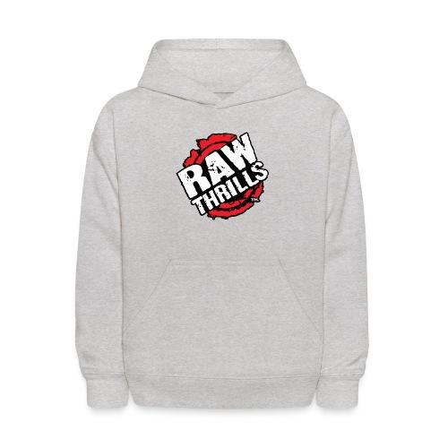 Raw Thrills - Kids' Hoodie